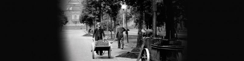 The Green Hill after World War II