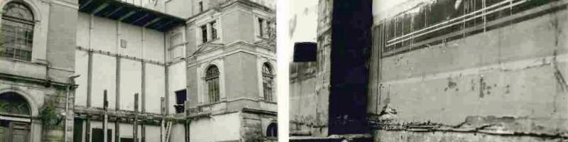 Festspielhaus • Renovation 1966
