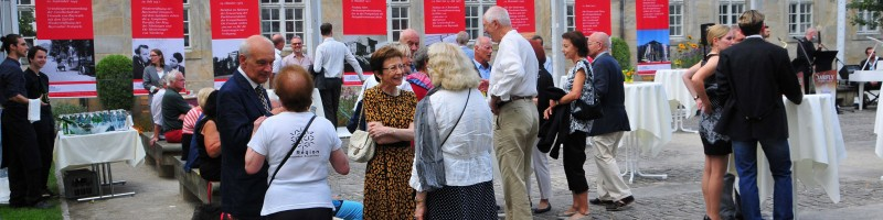 Summer Party 2014 with the Friends of Bayreuth