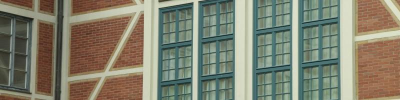 Festpielhaus Bayreuth • East facade