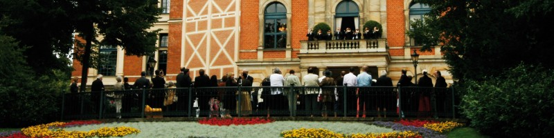 The Festival of Bayreuth