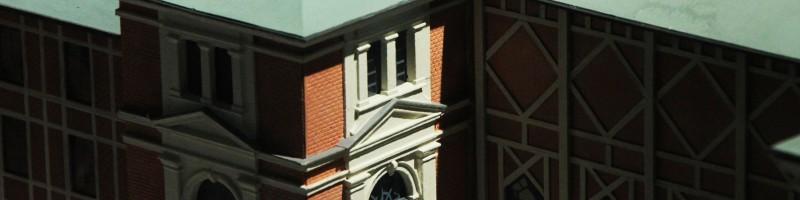 Festspielhaus • Model