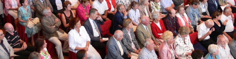 Society of Friends of Bayreuth • General Meeting